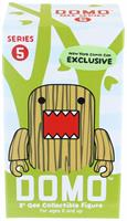 "Domo 2"" Qee Mystery Mini Figure: Series 5 Blind Box (NYCC'13 Exclusive)"