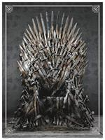 Game of Thrones Iron Throne 1000-Piece Puzzle