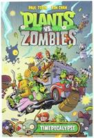 Plants vs. Zombies Timepocalypse Dark Horse Hardcover Comic Book