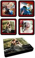 Game Of Thrones Daenerys Targaryen Coaster Set
