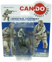 1:35 Combat Figure Series 1 Winter Eastern Front 1942-43 Figure B