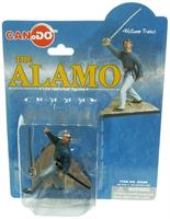 1:24 Scale Historical Figures The Alamo Figure B William Travis
