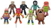 Muppets Minimates Series 2, Sealed Case of 12