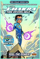 FCBD 2015 Stan Lee's Chakra: The Invincible Comic Book