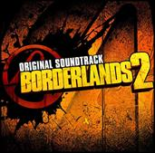 Borderlands 2 Original Soundtrack CD