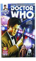 Doctor Who: The Eleventh Doctor #1 Comic Book (Variant)