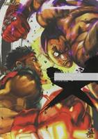 Street Fighter X Tekken: Artworks Paperback Book