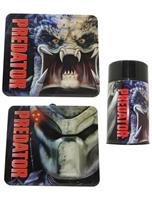 Predator Tin Lunch Box with Thermos