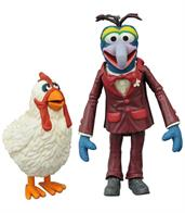 The Muppets Select Action Figure Set Gonzo and Camilla