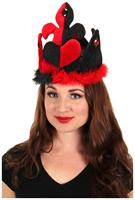 Queen Of Hearts Hats, Wigs & Masks