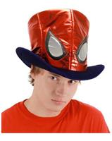 Spider-Man Costume Top Hat Adult