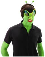 Alien Glasses With Nose Costume Accessory Adult