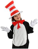Dr. Seuss Cat In The Hat Costume Accessory Kit Child
