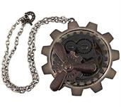 Steampunk Large Gear Propeller Costume Pendant Adult