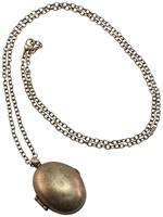 Fantastic Beasts Tina's Locket Costume Necklace