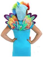 My Little Pony Rainbow Dash Costume Wings