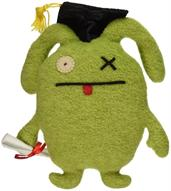 "Ugly Dolls Graduation 7"" Plush: Ox"