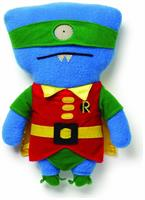 "Ugly Dolls DC Comics 11"" Plush: Wedghead Robin"