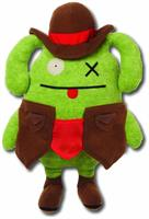 "Ugly Dolls Comic Book Series 11"" Plush: Wild West Ox"