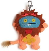 "Ugly Dolls Wizard of Oz 5"" Plush Clip-On: Babo as Coward Lion"
