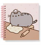 Pusheen The Cat 80 Page Spiral Notebook