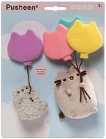 "Pusheen & Stormy w/ Balloons 8"" Suction Cup Plush"