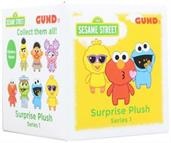 "Sesame Street Blind Box 3"" Mini Plush Series, One Random"