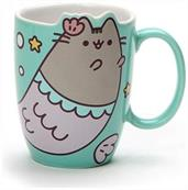 "Pusheen ""Mermaid"" 12oz Stoneware Coffee Mug"