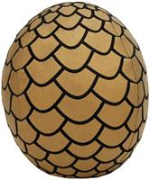 "Game Of Thrones 7"" Plush Dragon Egg: Gold"