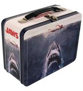 Jaws No Swimming Retro Metal Lunchbox