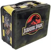 Jurassic Park Retro Metal Lunchbox