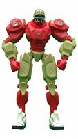 "San Francisco 49Ers 10"" NFL Fox ""Cleatus"" Robot"