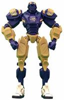 "Los Angeles Rams 10"" NFL Fox ""Cleatus"" Robot"