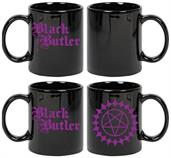 Black Butler Color Change 11oz Ceramic Mug