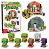 Funko Teenage Mutant Ninja Turtle Papercraft Activity Playset