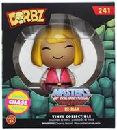 "Masters of the Universe 3"" Dorbz Vinyl Figure: He-Man Prince Adam Chase"