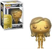 Funko POP! James Bond Goldfinger Golden Girl Vinyl Figure