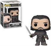Game of Thrones Funko POP Vinyl Figure: Jon Snow (Beyond the Wall)