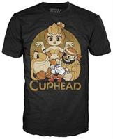 "Cuphead Pop! Tees ""Cuphead and Bosses"" Men's T-Shirt"
