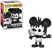 Disney Mickey's 90th Funko POP Vinyl Figure - Plane Crazy Mickey