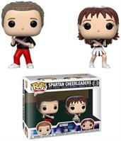 Saturday Night Live Funko POP Vinyl Figure 2 Pack - Spartan Cheerleaders
