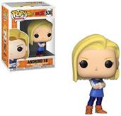 Dragon Ball Z Funko POP Vinyl Figure - Android 18