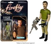 "Reaction Firefly Jayne Cobb 3.75"" Action Figure"