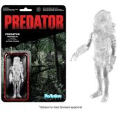 Predator ReAction Clear Masked Predator Figure