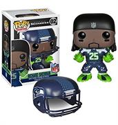Seattle Seahawks NFL Funko POP Vinyl Figure: Richard Sherman