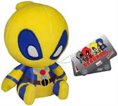 "Marvel Mopeez 5"" Plush: Yellow Deadpool"