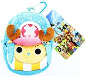 One Piece Plush Phone Case Chopper (Normal Version, Closed Mouth)