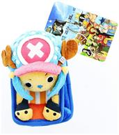 One Piece Plush Phone Case Chopper (Kyun Version, Closed Mouth)