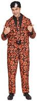 Satuday Night Live David S. Pumpkins Adult Costume