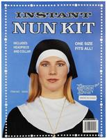 Biblical Times Nun Adult Costume Kit